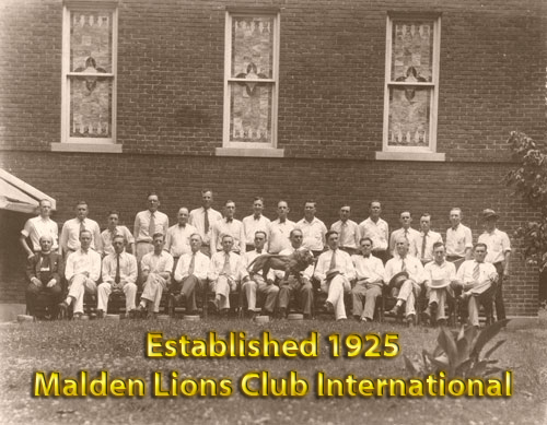 first lions club